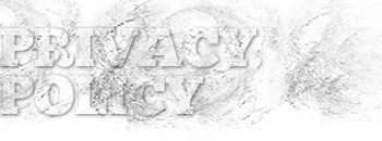 Privacy Policy heading