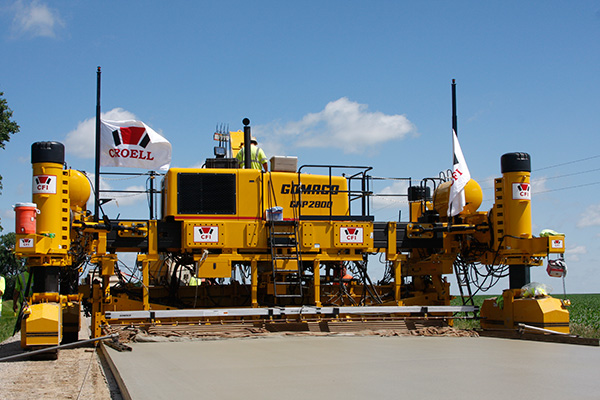 Paving, Asphalt, & Seal Coating machinery
