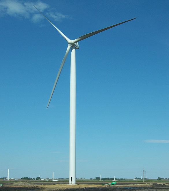 Bradford Windmills