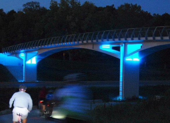 Decorah Bridge & Bike Trail